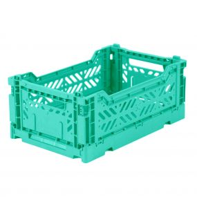 Folding Crates Mini Mint Eef Lillemor Ay-kasa