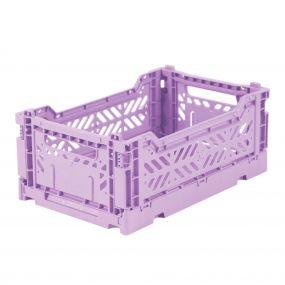 Folding Crates Mini Orchid Eef Lillemor Ay-kasa