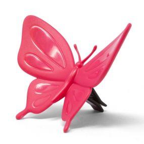 Mr & Mrs Forest vlinder roze - komkommer