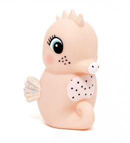 Petit Monkey zeepaarden nachtlampje peach