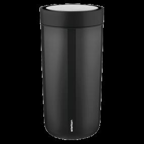 Stelton To GO Click 0,4 liter zwart