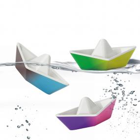 Kido Origami color-changing boats badspeeltjes