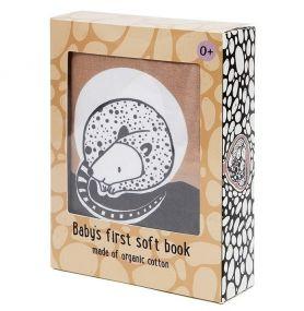 petit monkey baby's eerste zachte boek