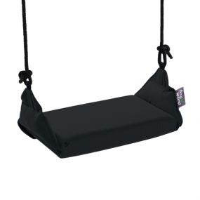 Marshmallow Swing schommel Purple Frog-Raven Black