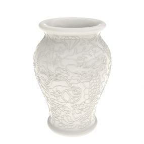 Qeeboo Ming Vase White