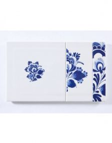 Royal Delft Versatile Plain bord
