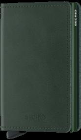 Secrid Slim wallet original green