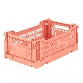 Folding Crates Mini Salmon Eef Lillemor Ay-kasa