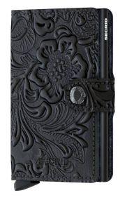 Secrid Mini wallet Ornament black