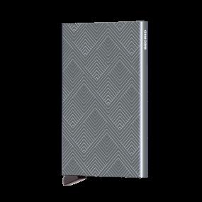 Secrid Cardprotector Laser Structure titanium