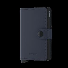 Secrid Mini wallet mat Night Blue