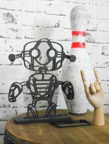 Fabryk Mini Geo Robot zwart