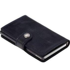 Secrid Miniwallet Vintage zwart