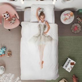 Ballerina dekbedovertrek Snurk