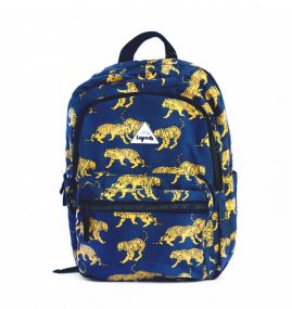 Little Legends rugzak Tiger blauw L