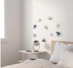 Umbra Hummingbird muurdecoratie assorti