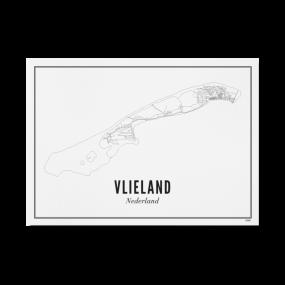 Wijck print Vlieland A4 21 x 30