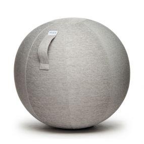 Vluv Stov zitbal Concrete-H 70-75 cm
