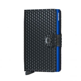 Secrid Mini wallet Cubic Blue