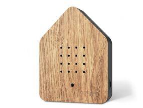 Relaxound Zwitserbox hout Eiken met zwart