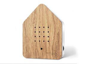 Relaxound Zwitserbox hout Eiken met wit