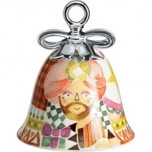 Marcel Wanders Holy Family kerstornament Gaspare voor Alessi