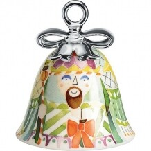 Marcel Wanders Holy Family kerstornament Melchior voor Alessi