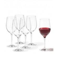 Leonardo Rode wijnglas 430ml Ciao+  - 6 stuks