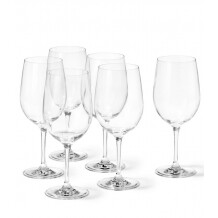 Leonardo Rode wijnglas 610ml Ciao+  - 6 stuks