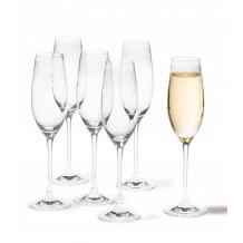 Leonardo Champagneglas 200ml Chateau - 6 stuks