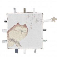 Snoozebaby knuffeldoekje Dreaming Owl