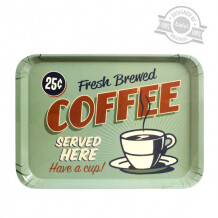 Balvi dienblad Best Coffee melamine