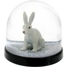 &K Wonderball wit konijn