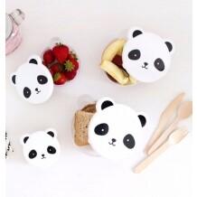 Snackbox set Panda A Little Lovely Company