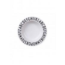 Design letters Diep bord melamine