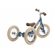 Trybike Steel 2-in-1 loopfiets mandan blue