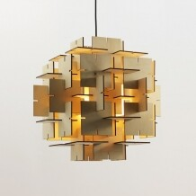 CRE8 Ties hanglamp