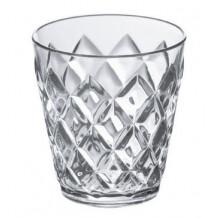 Koziol Crystal beker crystal clear