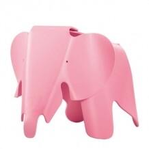 Vitra Eames Elephant licht roze