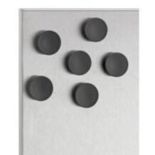 Blomus Zwarte magneten