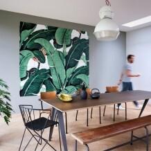 IXXI Banana leafs wanddecoratie