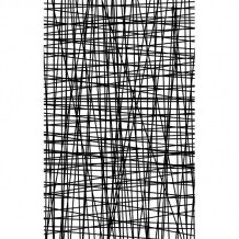 Jokjor vloerkleed Tapit Lines