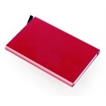 Secrid Cardprotector rood