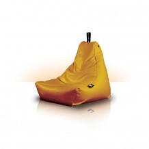 B-bag Mini-b kinderzitzak oranje