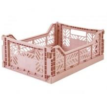 Folding Crates Midi Milk Tea Eef Lillemor