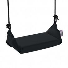 Marshmallow Swing schommel Purple Frog-Raven Black