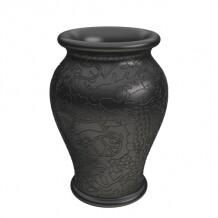 Qeeboo Ming Vase Black