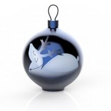 Alessi Blue Christmas kerstbal Renna