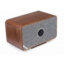 Ruark MRX Connected draadloze netwerkspeaker walnoot