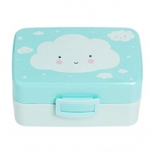 Little Lovely Company Lunchbox Wolk